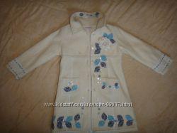Пальто 3-4 года  Monsoon шерсть