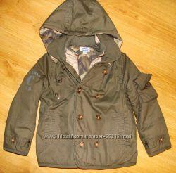 Куртка Chicco милитари р. 104