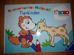 Раскраски-Животные для детей от 2 лет