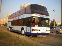 Предлагаю Автобусные пассажирские перевозки по Украине, Киеву.