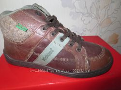 Демисезонные ботинки KicKers р. 34 новые, оригинал