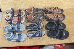 Наша фирменная летняя обувь на ножку от 16 до 18 см