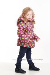 Шикарные осенние дутые курточки премиум-качества PIDILIDI р. 92-128