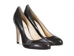 Женские итальянские кожаные туфли Evanna