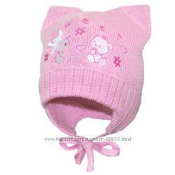 Зимние шапки для малышей в наличии