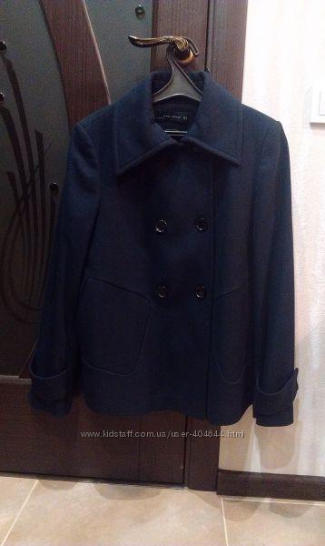 пальто ZARA свободного кроя.  Размер ХL