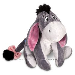Мягкая игрушка Ослик Иа. Eeyore Plush Winnie the Pooh Disney