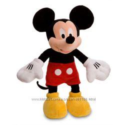 Мягкая плюшевая игрушка Микки маус Дисней. Mickey Mouse Plush Disney.