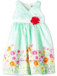 Продам новые нарядные платье Nannette из Америки 5, 6 лет