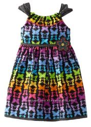 Продам новые летние платья для девочек из Америки. Хлопок. На 3-6 лет