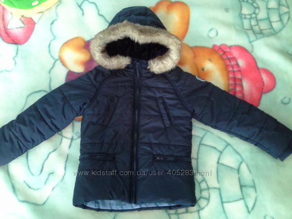 деми курточка BimbusИталия на 3года, рост 98см