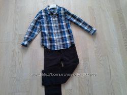 костюм для мальчика Calvin Klein 5лет