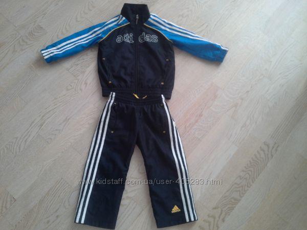 Спортивный костюм Adidas для мальчика 1-2 года  рост 92см
