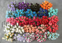 СП Тканевые тюльпаны и розочки, Заказ принимаюся до 06, 02 включительно.