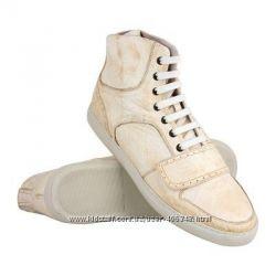 Модный американский бренд Creative Recreation. стильная кожаная обувь