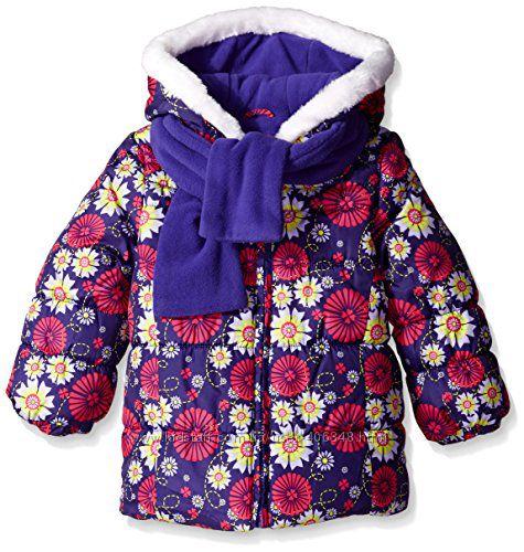 Красивая зимняя куртка