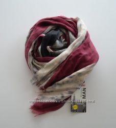 Стильный мужской шарф, платок Broadway, можно унисекс