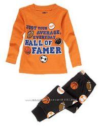 Пижамы детские для мальчиков и девочек
