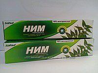 Натуральные зубные пасты  -Мишвак- и -Ним-  от Сахул и  -Ред-  Баидйанатх