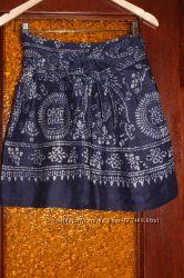 Оригинальная юбка Зара размер xs