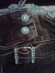 Blumarine Baby вельветовые брюки