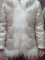 Куртка, пуховик. деми, зима. Монклер