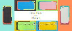 Чехол для iPhone 6 Color Blocks