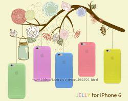 Чехол для iPhone 6 Jelly
