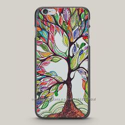 Чехол для iPhone 6 Plus и 6s Plus Painted Tree