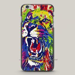 Чехол для iPhone 6 Plus и 6s Plus Тигр