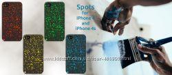 Чехол для iPhone 4 и 4s Spots