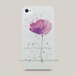 Чехол для iPhone 4 и 4s Tender Flower