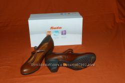 Красивые туфли Bata