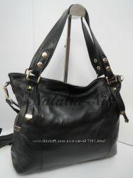 Стильные сумки из натуральной кожи и замши  от FARFALLA ROSSO