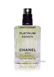 Chanel Egoiste Platinum тестер люкс качество быстрая доставка