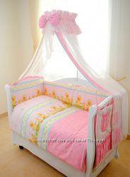Акция Детская постель Twins Comfort Утята С-026