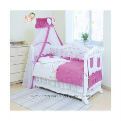 Акция Детская постель Twins Comfort Горошки C-019