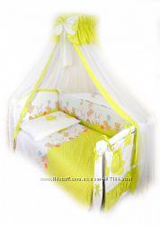 Акция Детская постель Twins Comfort Горошки C-022