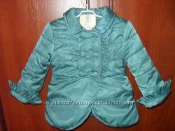 Продам фирменную деми курточку Mayoral