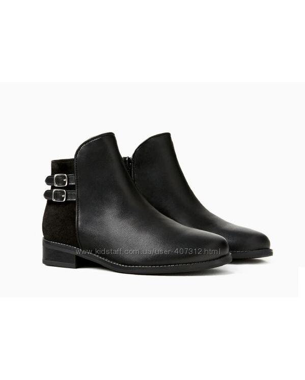 Красивые ботинки Zara, несколько моделек. Размеры 29,31,33,36,37