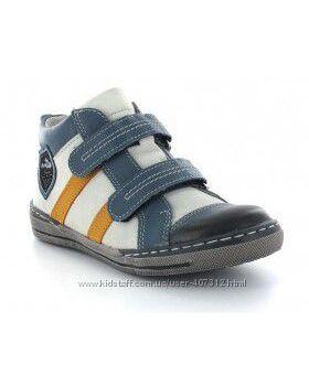 Кожаная детская обувь известных брендов. Демисезон