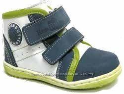 Демисезонные ботиночки и туфли Бартек и Рен Бут