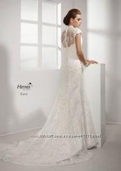 Продам французское свадебное платье Herms bridal модель band. Цена снижена