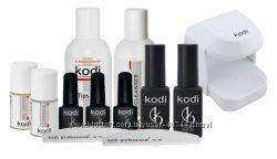 Набор для наращивания ногтей гель-лаком Гель-лак LED Mini от Kodi Profess