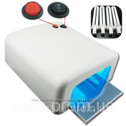 Акция УФ Лампы для наращивания ногтей  полимеризации гель-лаков 270грн