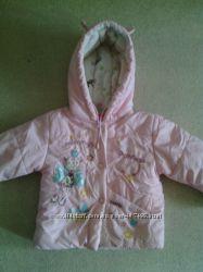 куртка для малышки на 2-3года