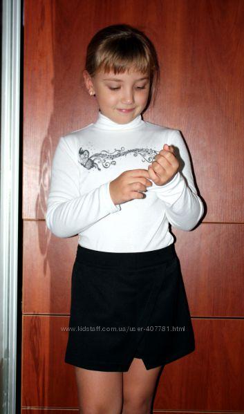 Школьные одежда для девочки ТМ Mevis, р. 122