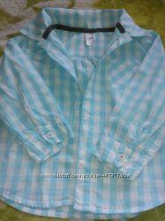 Рубашка Картерс  24 мес