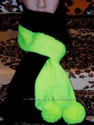Новинка Вязаные шарфики разные модели, любого цвета и любой длинны