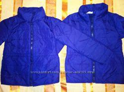 Куртка H&M утеплитель есть.